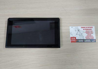 reparar pantalla nintendo switch