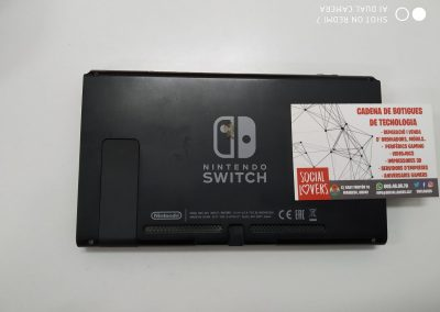 camb pantalla nintendo switch