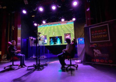 alquiler consolas de videojuegos Evento Apolo Gaming