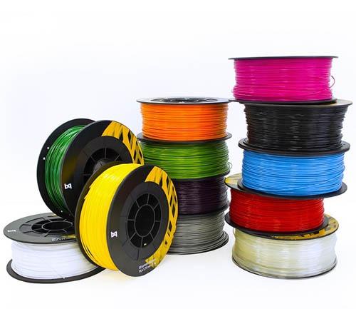 Material para impresoras 3D