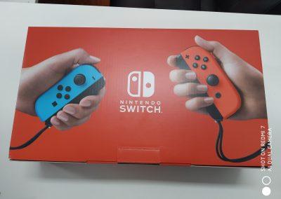 alquiler nintendo switch