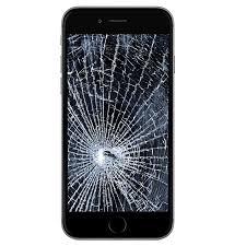 Pantalla rota Iphone