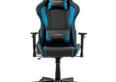 DXRacer F-Series Silla Gaming Negro/Azul