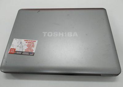 Reparación Ordenadores portátiles Toshiba