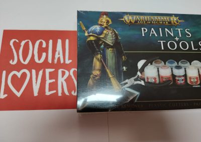 Warhammer Paints tools