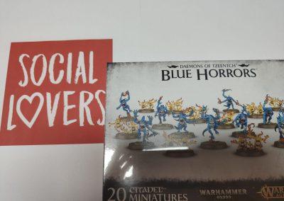 Daemons of Tzeentch: Blue Horrors