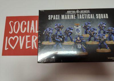Space Marine Tactical Squad