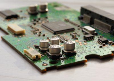 Reparar placa base Macbook Pro