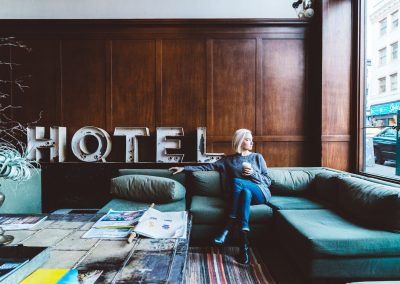 alquiler audiovisual hoteles