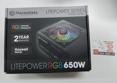 alquiler de ordenadores gaming fuente alimentación 650 w