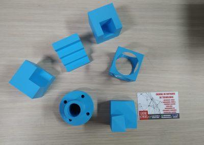 Impresión piezas 3D
