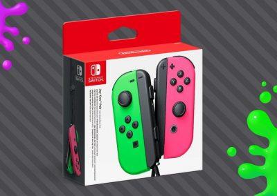 Mando Nintendo Switch Splatoon 2