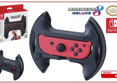 Mando Nintendo Switch Mario Kart Deluxe