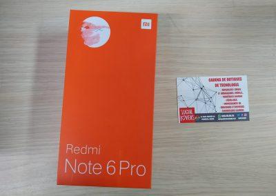 Note 6 Venta de teléfonos Móviles libres Xiaomi