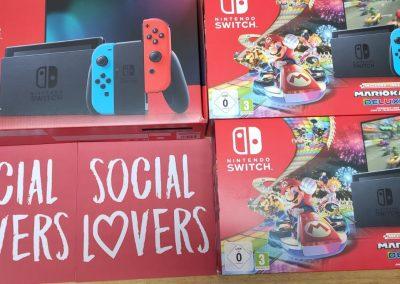 Nintendo Switch Edición limitada Manresa