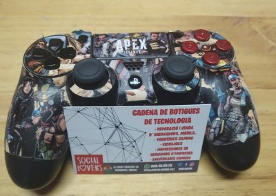 Personalizar Mando Playstation 4
