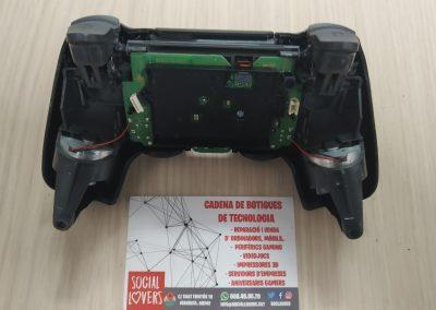 Reparar Mando Playstation 4