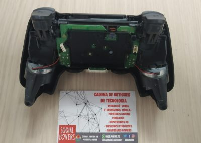 Reparar Mando Playstation 4