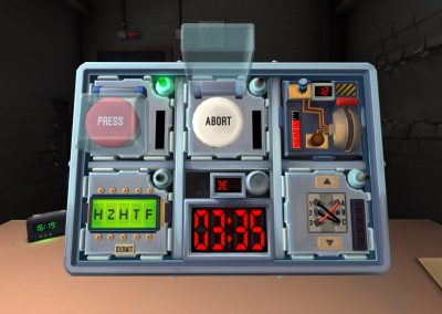 alquiler Keep Talking and Nobody Explodes
