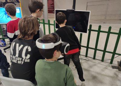 alquiler de gafas de realidad virtual Malaga