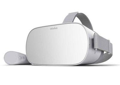 Alquiler oculus GO gafas de Realidad Virtua
