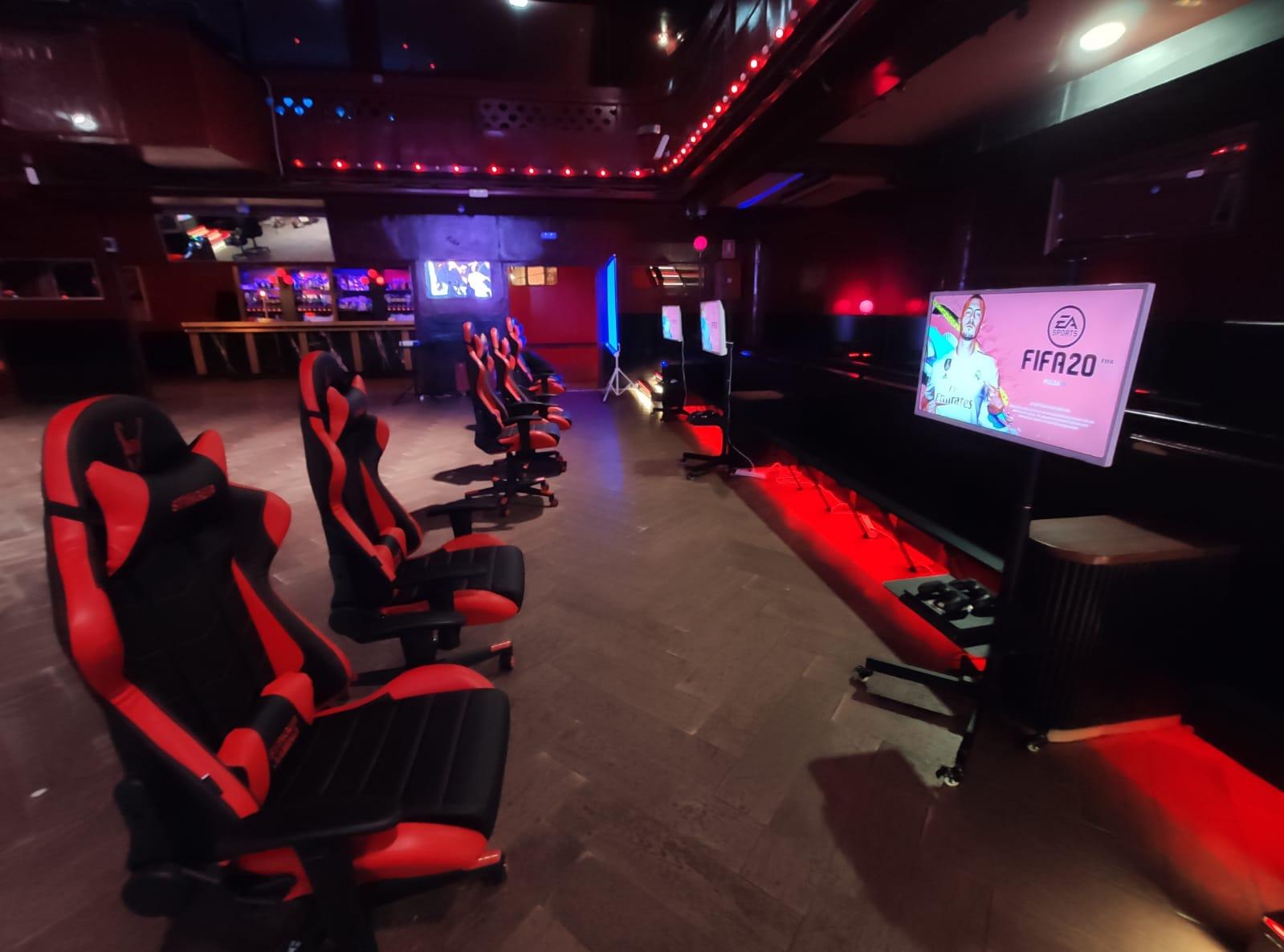 silla super pro gamer