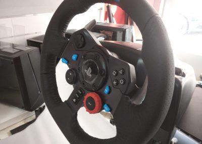 Alquilar volante Ps4
