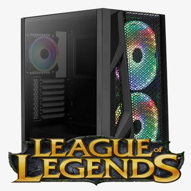 Comprar pc gaming para league of legends