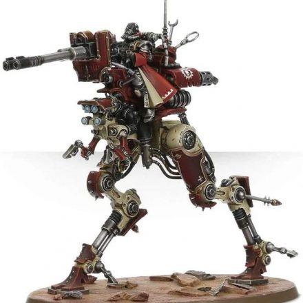 Adeptus Mechanicus Ironstrider - Warhammer 40,000