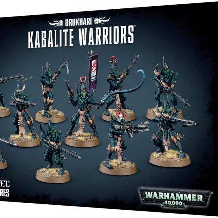 Drukhari Kabalite Warriors Miniature 40k