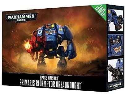 Primaris Redemptor Dreadnought Warhammer 40k