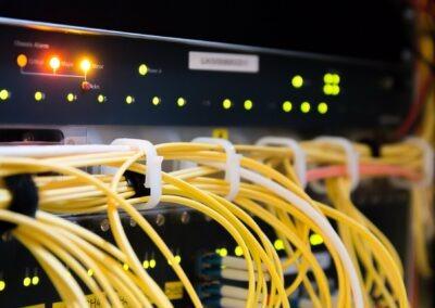 Soporte y servicios informáticos para empresas