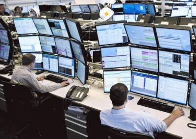 Alquiler monitores para trading