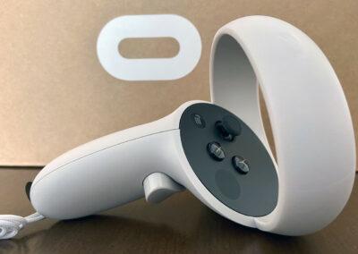 alquiler mando oculus 2